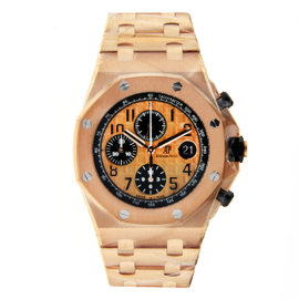 Audemars Piguet Royal Oak Offshore Chronograph Rose Gold 42mm