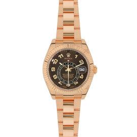 Rolex Sky Dweller 42MM 18K Rose Gold 326935 Watch