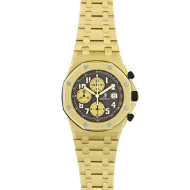 Audemars Piguet Royal Oak Offshore 42MM 18K Yellow Gold 25721BA.OO.1000BA.03 Watch