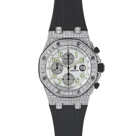 Audemars Piguet Royal Oak Offshore 42MM Stainless Steel Watch