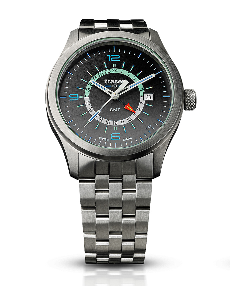 "Image of ""Aurora Gmt Silver Stainless Steel"""