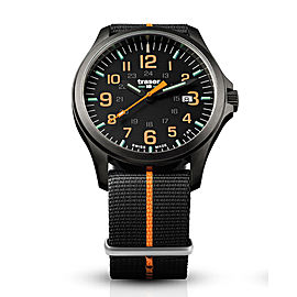 Officer Pro Gunmetal Black/orange