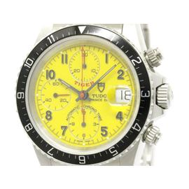 Tudor Chrono Time Stainless Steel Automatic 40mm Mens Watch