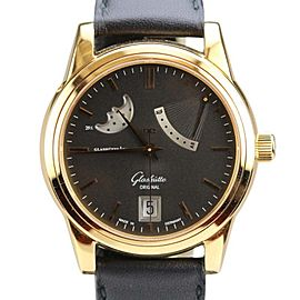 Glashutte Original Senator Power Reserve Moon Phase 18K Rose Gold 39-44-03-11-04