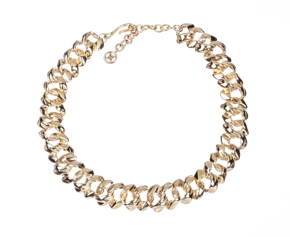 "Image of ""Givenchy Chain Link Necklace"""
