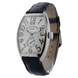 Franck Muller 2851 S6 Big Date Stainless Steel Mens Watch