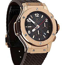 Hublot Big Bang 301.PC.1007.RX 18K Rose Gold Cappuccino Dial 44.5mm Watch