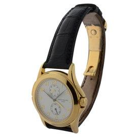 Patek Philippe 5134J Mens Travel Time 18K Gold Mechanical Watch