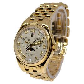 Patek Philippe 5036 Annual Calendar 18K Yellow Gold Watch