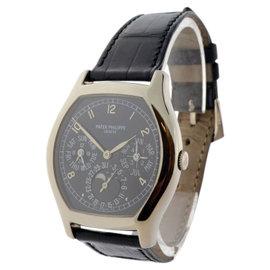 Patek Philippe 5040G Perpetual Calendar 18K Gold Automatic Mens Watch