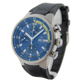 IWC 3782 Aquatimer Tribute to Calypso Chronograph Mens Watch