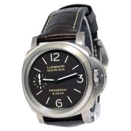 Panerai Luminor Marina Pam00564 Titanium 44mm Watch