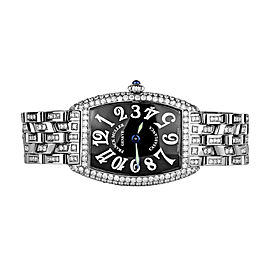 Franck Muller Casablanca 1752QZ Diamond Quartz Womens 25 mm Watch