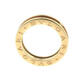 Bulgari B.zero1 18K Rose Gold One-band Ring Size Medium