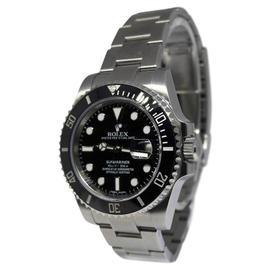 Rolex Submariner 116610LN Steel & Ceramic Mens 2015 Watch