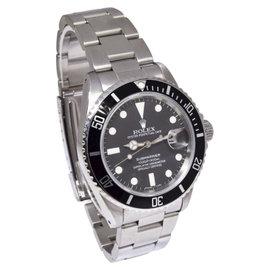Rolex Submariner 16800 Matte Dial Steel 40mm Mens Vintage Watch
