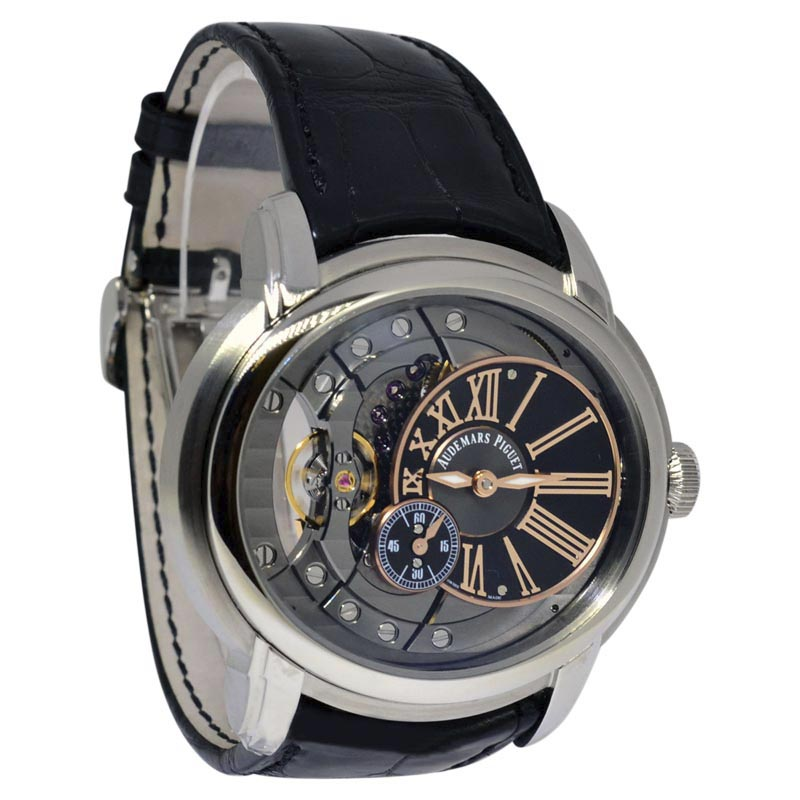 "Image of ""Audemars Piguet Millenary 15350.oo.d002Cr.01 Stainless Steel Automatic"""
