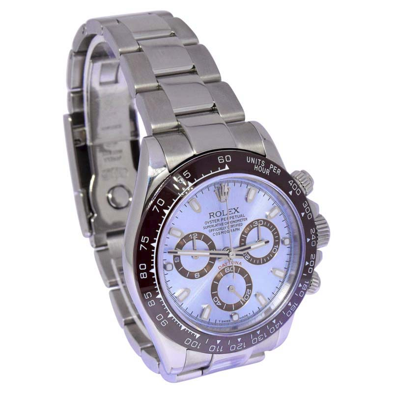 "Image of ""Rolex Daytona 116520 Stainless Steel & Ceramic Automatic 40mm Mens"""