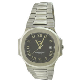 Patek Philippe Nautilus 3710 Stainless Steel Automatic 41mm Mens Watch