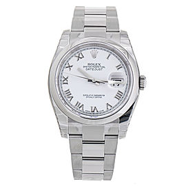 Rolex Oyster Perpetual Datejust 116200 wro Watch