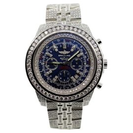 Breitling Bentley Diamond Watch