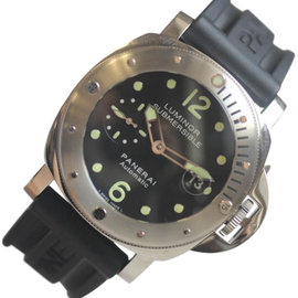 Panerai Pam 024 Luminor Submersible 44mm Watch