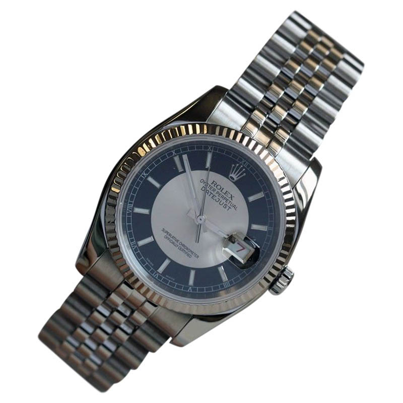 "Image of ""Rolex 116234 Steel Datejust Mens Watch"""
