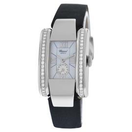 Chopard La Strada 41/8412 Steel Diamond Watch