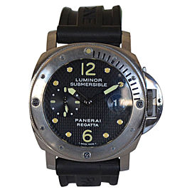 Panerai Pam 024 Luminor G Series Submersible 44mm Tritium Mens Watch