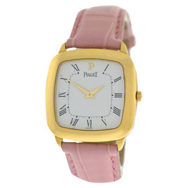 Piaget Coussinet G0A19520 18K Solid Yellow Gold Mechanical Womens Watch