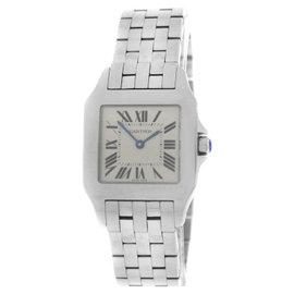 Cartier Santos Demoiselle 2701 Stainless Steel Quartz Womens Watch