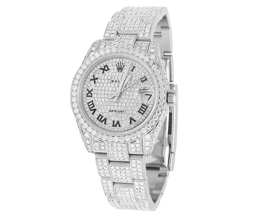 "Image of ""Rolex Datejust 178274 Stainless Steel 31mm Womens Watch"""