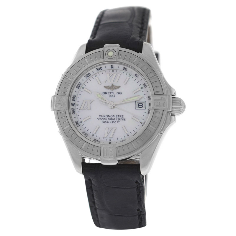 """Image of """"Breitling Windrider B-Class A71365 Stainless Steel Quartz 31mm Womens"""""""