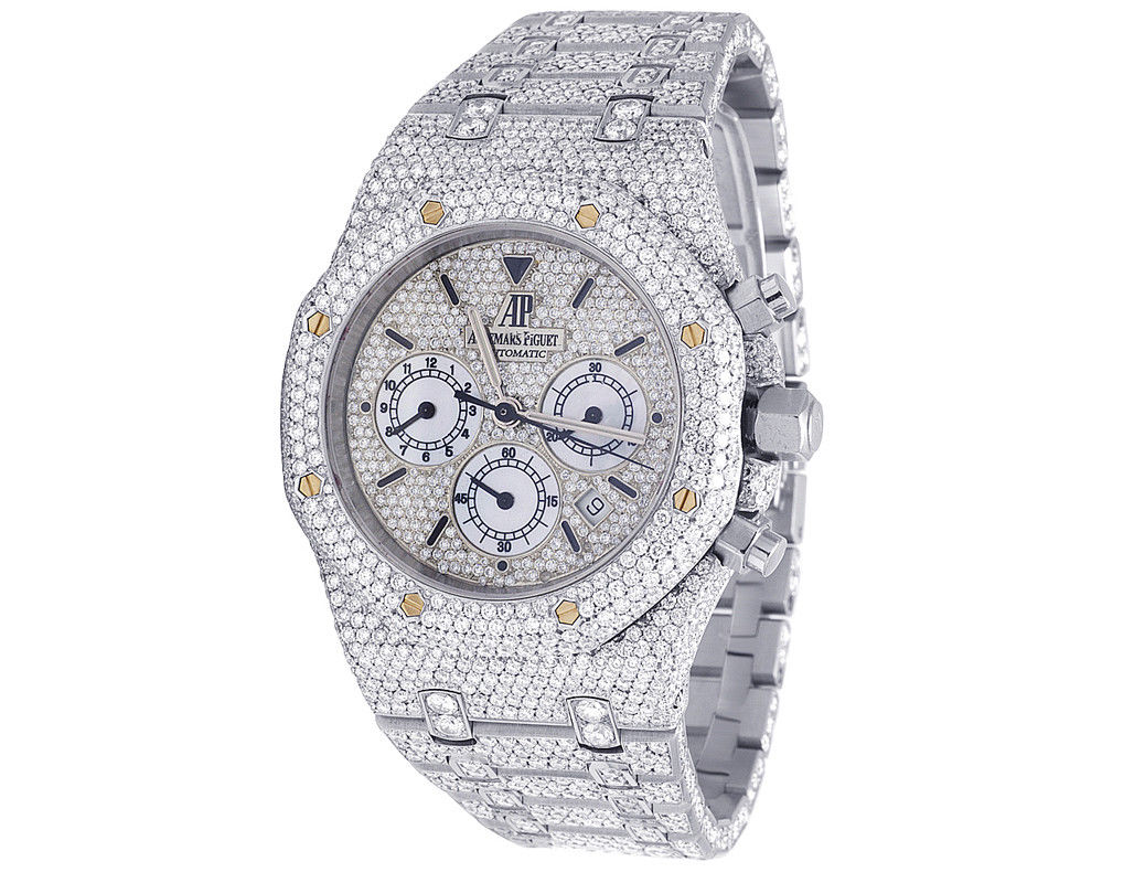 "Image of ""Audemars Piguet Royal Oak 25860St.oo.1110St.05 Stainless Steel with"""