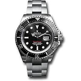 Rolex Oyster Perpetual Sea-Dweller 126600 Stainless Steel Ceramic Bezel 43 mm Mens Watch