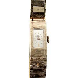 Cachet 14k Yellow G Diamond 1960-70's Watch