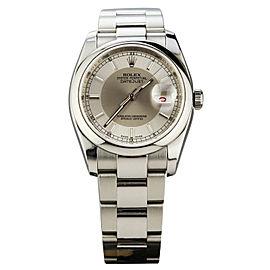 Rolex Datejust 116200 36mm Stainless Steel Watch