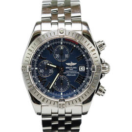 Breitling Windrider Chronomat Evolution A13356 Automatic Chronograph Watch