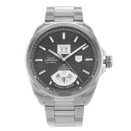 Tag Heuer Grand Carrera WAV511K.BA0901 Stainless Steel Automatic Mens Watch