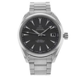 Omega Aqua Terra 231.10.42.21.06.001 Stainless Steel Automatic Men's Watch