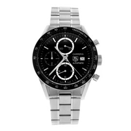 Tag Heuer Carrera CV2010.BA0794 Stainless Steel Automatic Mens Watch