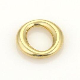 Tiffany & Co. Elsa Peretti 18K Yellow Gold Sevillana Pendant