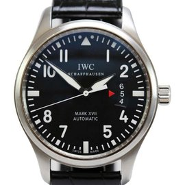 IWC IW326501 3265 Pilot Mark XVII 17 Pilot's Automatic Stainless Steel Men`s Watch