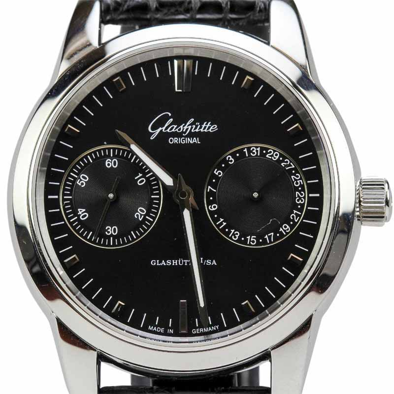 "Image of ""Glashutte Original Quintessentials Senator Hand Date Automatic 40mm"""