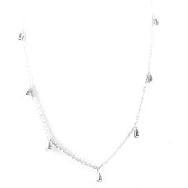 Ippolita .925 Sterling Silver Rose Petal Necklace