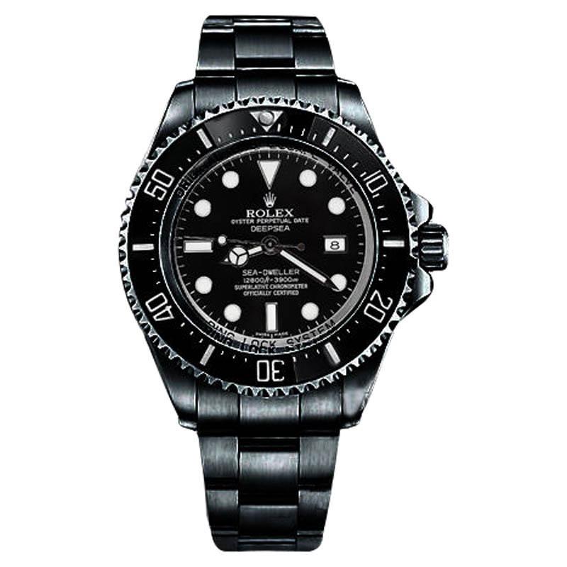 "Image of ""Rolex 116660 Deepsea Sea-Dweller Ceramic Black Dial 44mm Watch"""