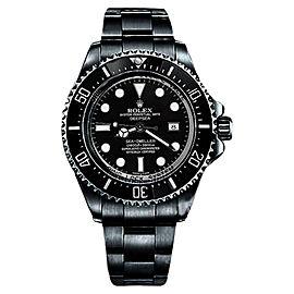 Rolex 116660 Deepsea Sea-Dweller Ceramic Black Dial 44mm Watch