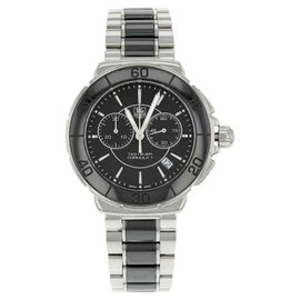 Tag Heuer Formula One CAH1210.BA0862 Steel & Ceramic Unisex Watch