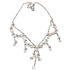 Platinum & Diamond Edwardian Necklace