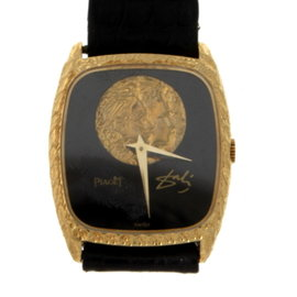 Piaget Salvador Dali 92691 18K Yellow Gold Watch